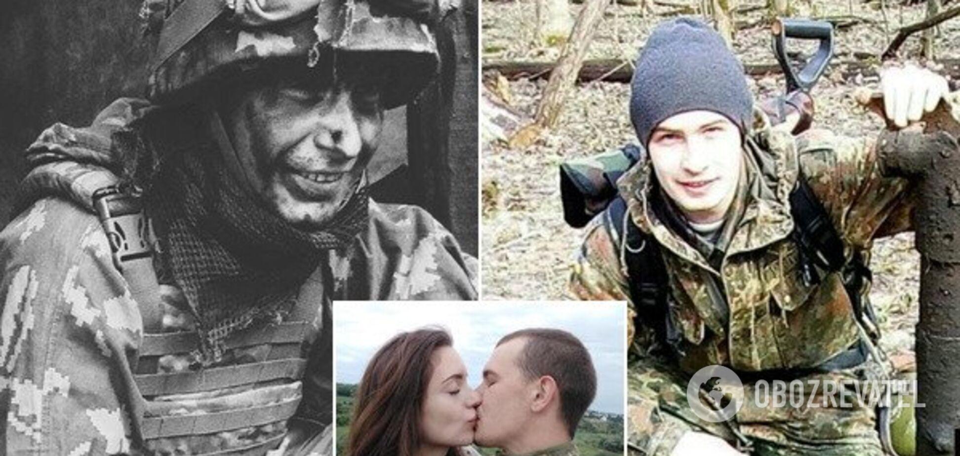 Прикрыл побратимов от взрыва: история героической гибели 'Фугаса' на Донбассе