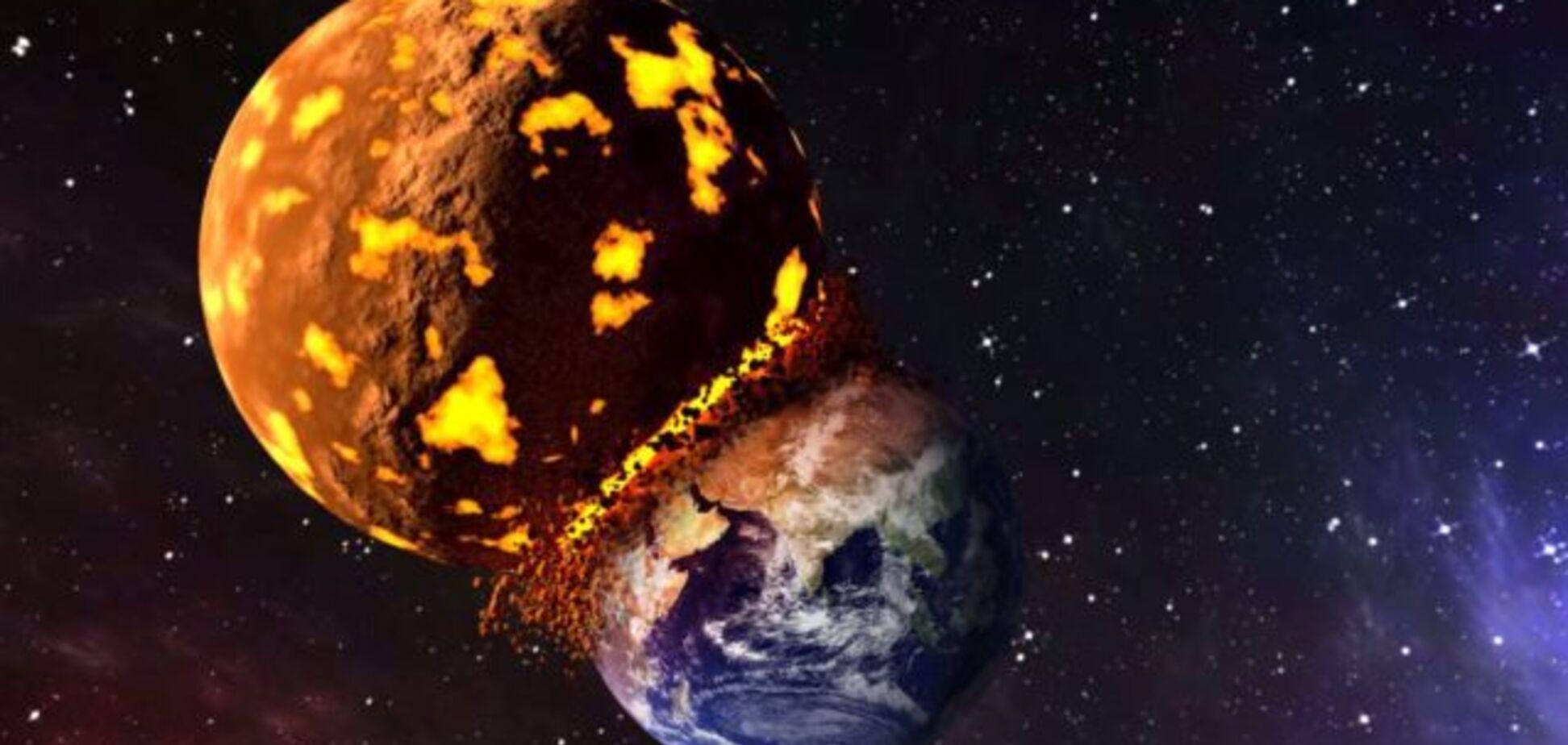 Земля зіткнеться з Нібіру