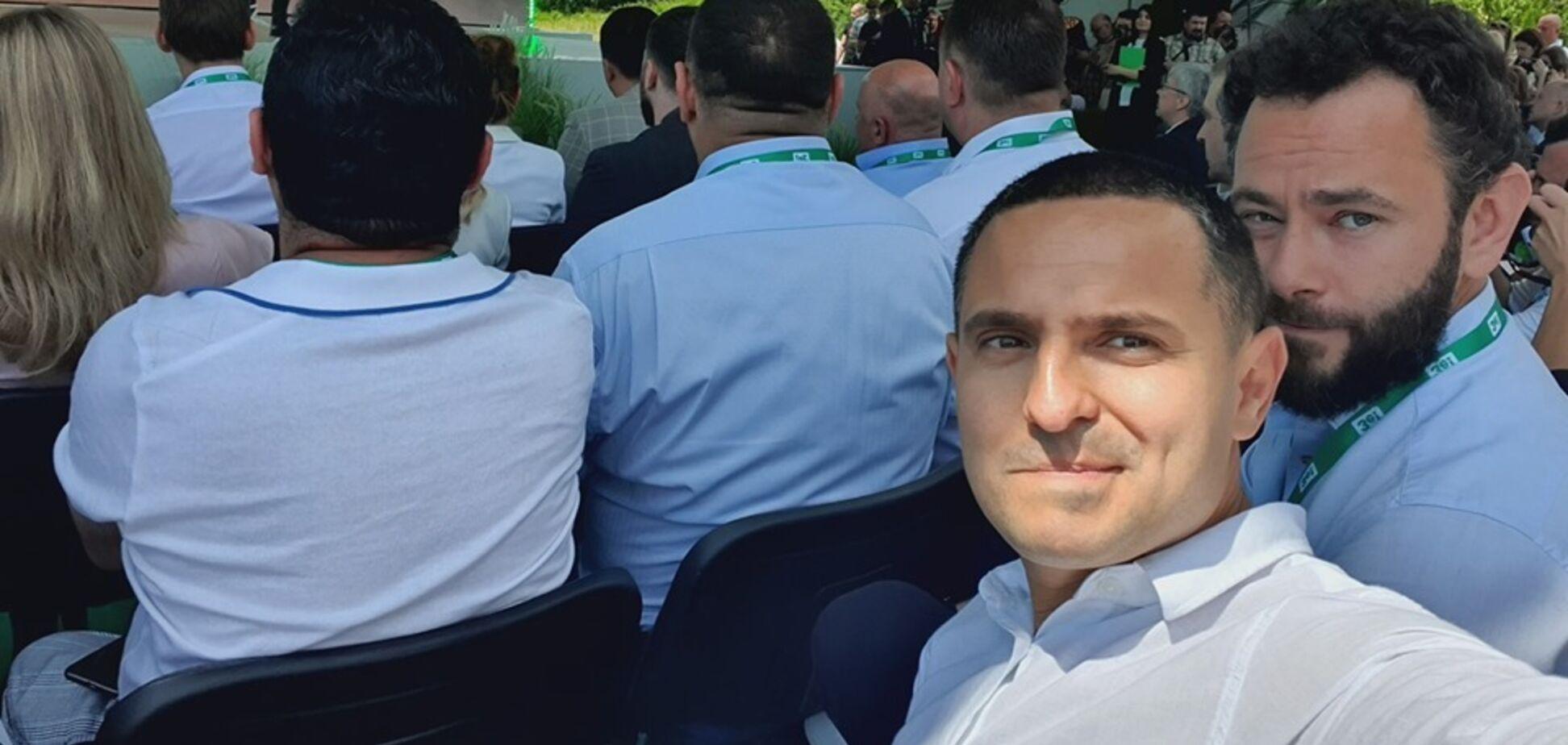 'Я повернувся!' Скандальний 'слуга' Куницький через суд скасував рішення ЦВК