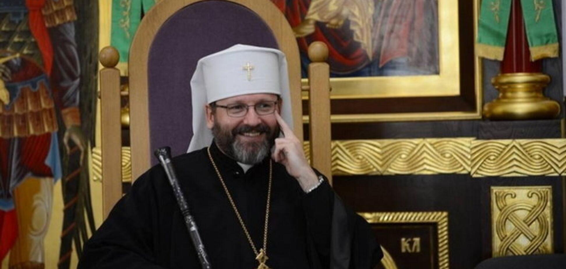 Глава УГКЦ Святослав