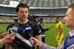 Ексфутболіст 'Динамо' звинуватив Путіна у брехні