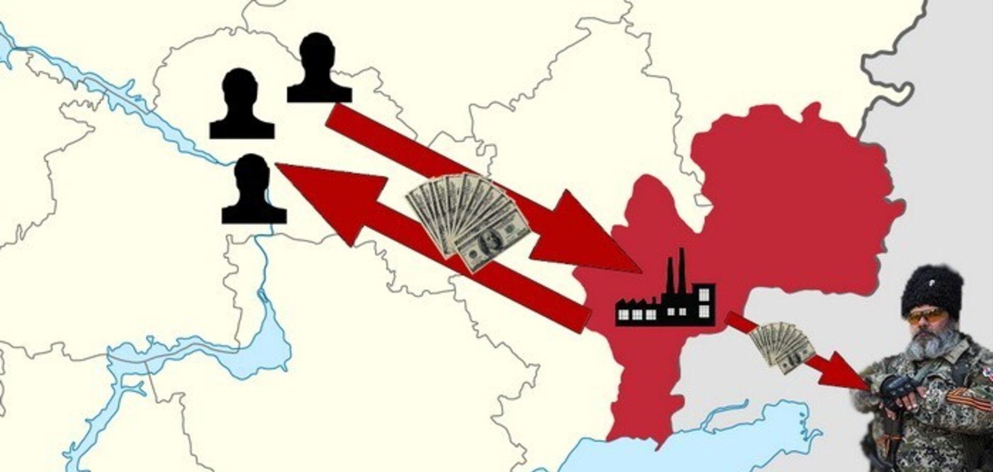СБУ накрыла схему подачек денег для 'Л/ДНР': организатор задержан