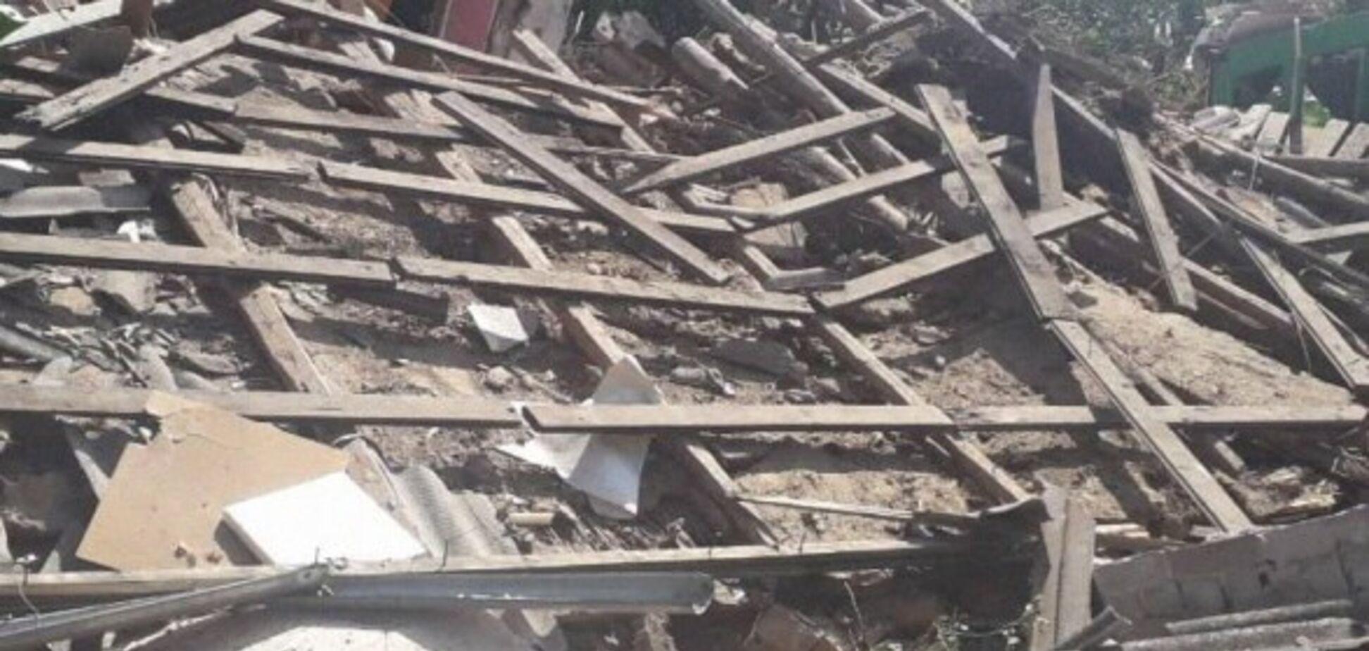 Под Киевом взорвался жилой дом: есть жертва. Фото