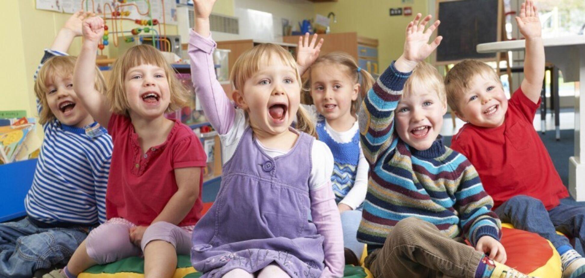 Як дізнатись про стан завантаженості дитячих садків Києва: з'явилась нова онлайн-послуга