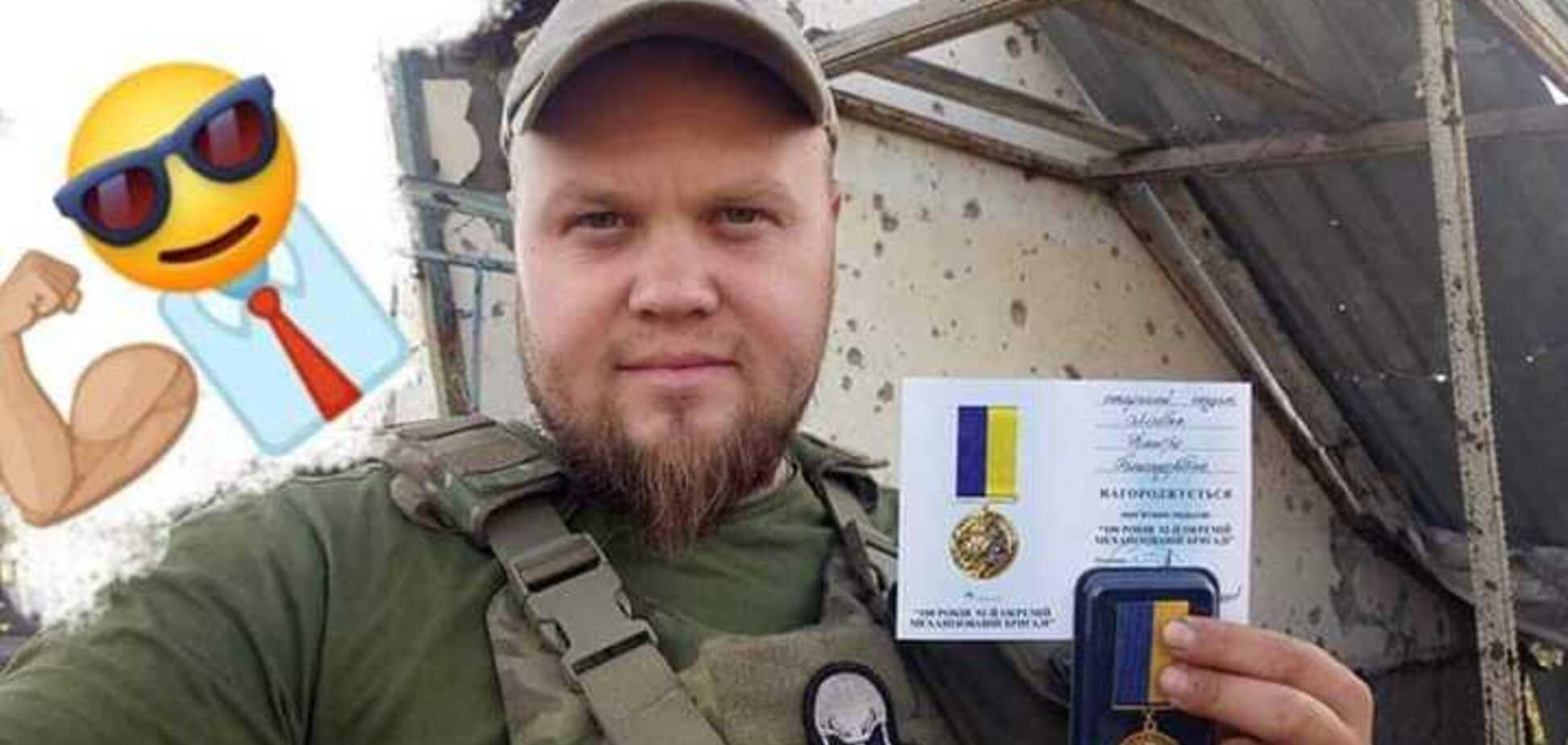 'Парни отомстят...' Офицер ВСУ рассказала трогательные моменты о погибшем на Донбассе бойце