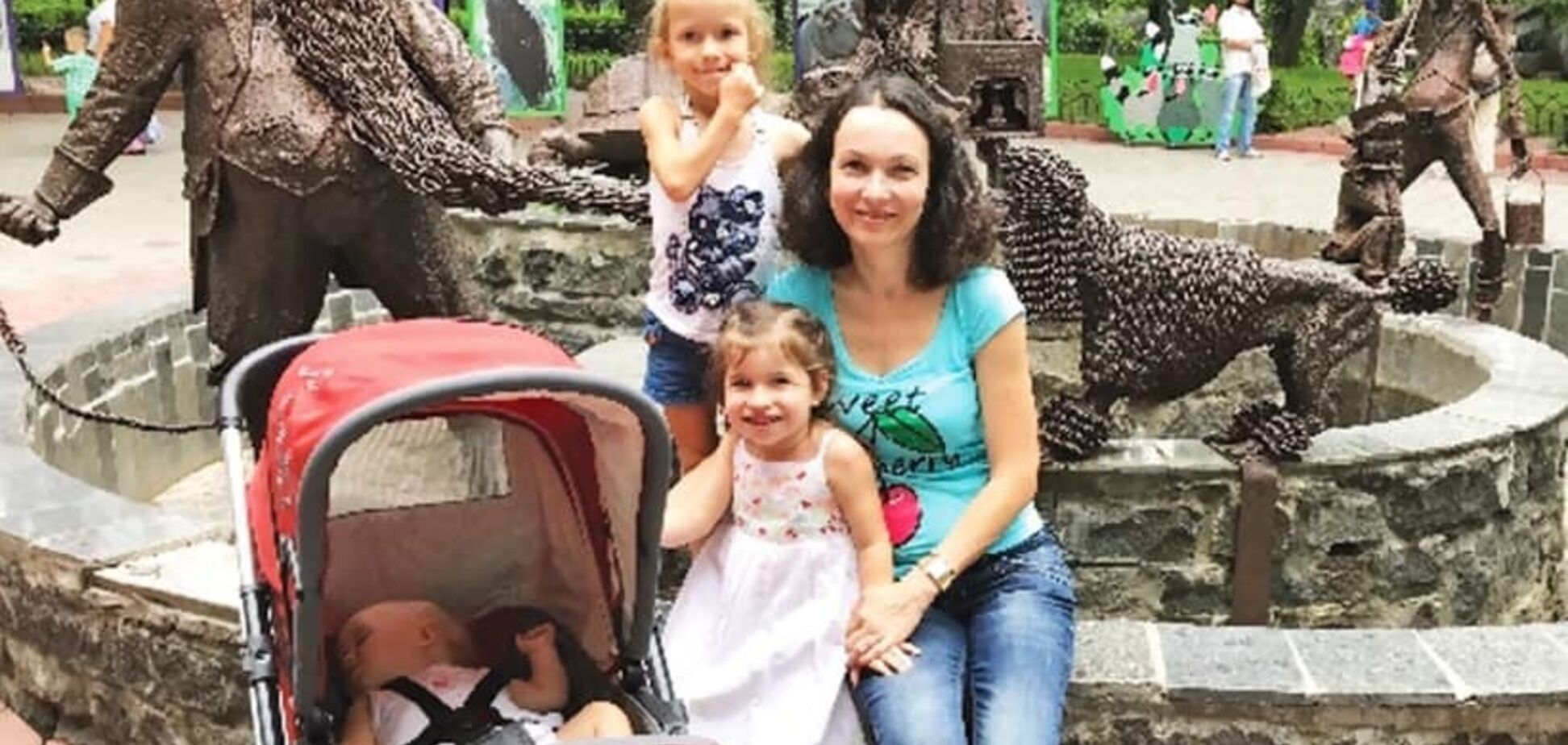 В семье мамы троих детей произошло горе: поможем?