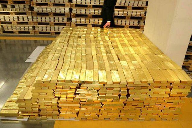 Венесуэла продала золото