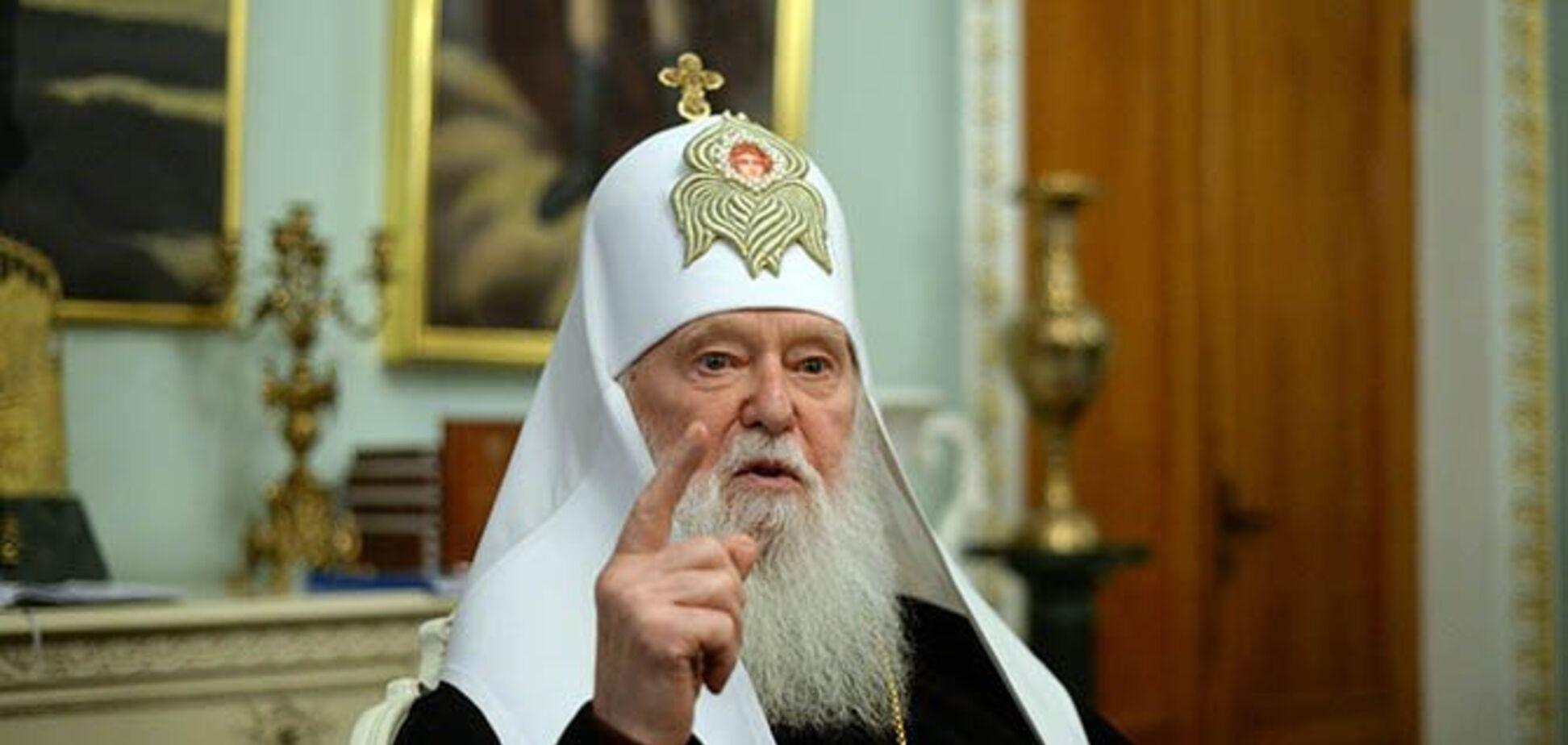 'Філарет розчарував Константинополь': Епіфаній розповів про церковну сварку