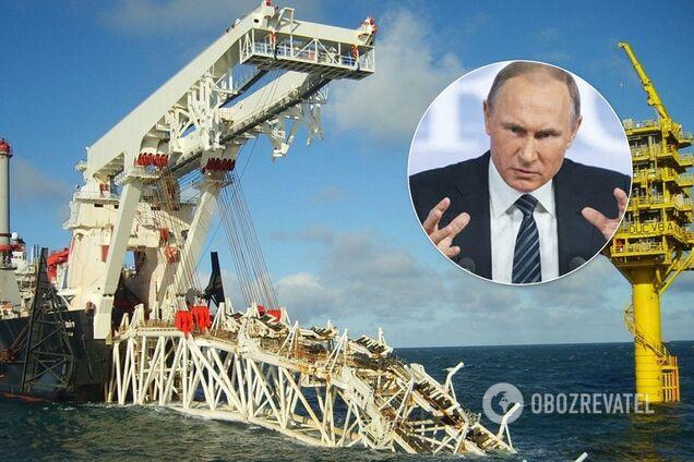 """Росія запустила зупинений """"Північний потік"""": що трапилося"""