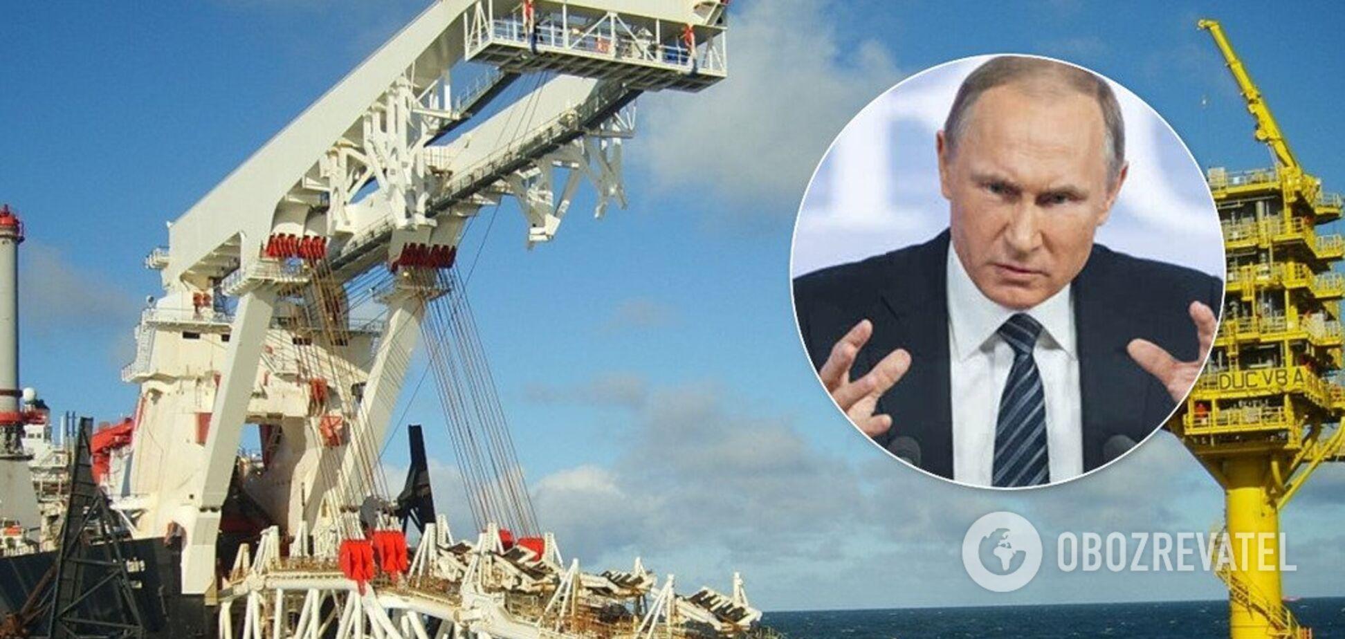 Не боятся санкций? Строители 'Северного потока - 2' начали готовиться к худшему
