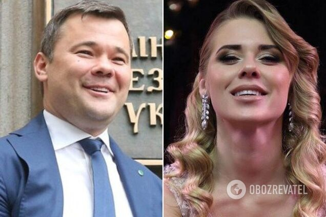 """""""Украл сердце"""": стало известно, кто девушка руководителя ОП Богдана"""