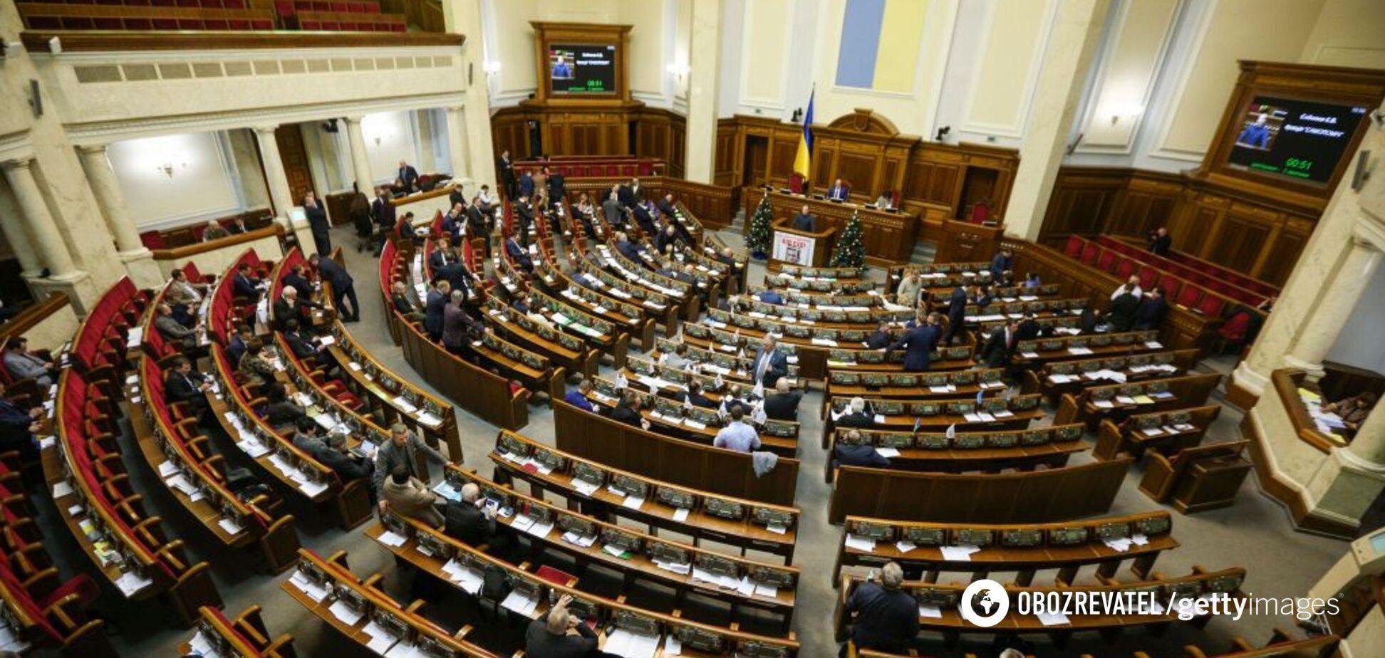Раді пропонують скасувати закон про українську мову: що відомо