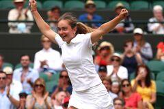 'Украинцы могут стать грозной силой': в России восхитились киевлянкой, выигравшей Wimbledon