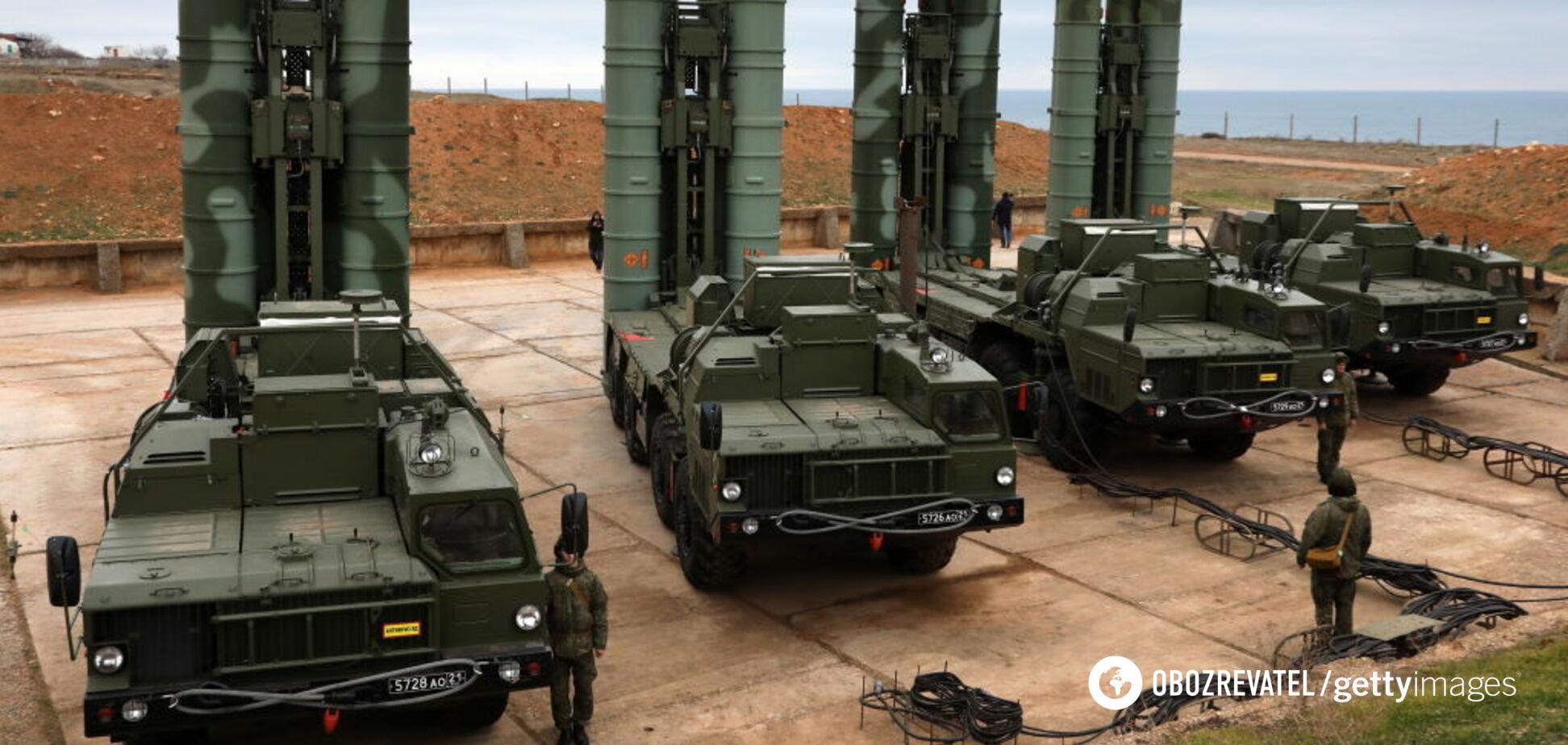 'У нас есть С-400': оккупанты в Крыму пригрозили уничтожить Украину