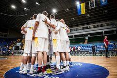 Названий попередній склад збірної України з баскетболу
