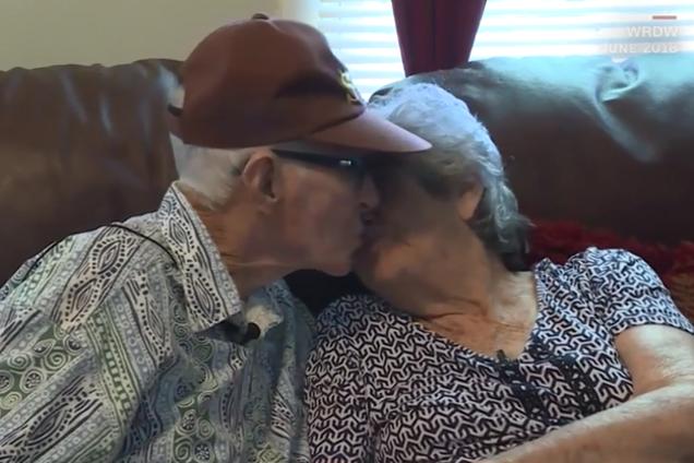 Пара прожила разом 71 рік
