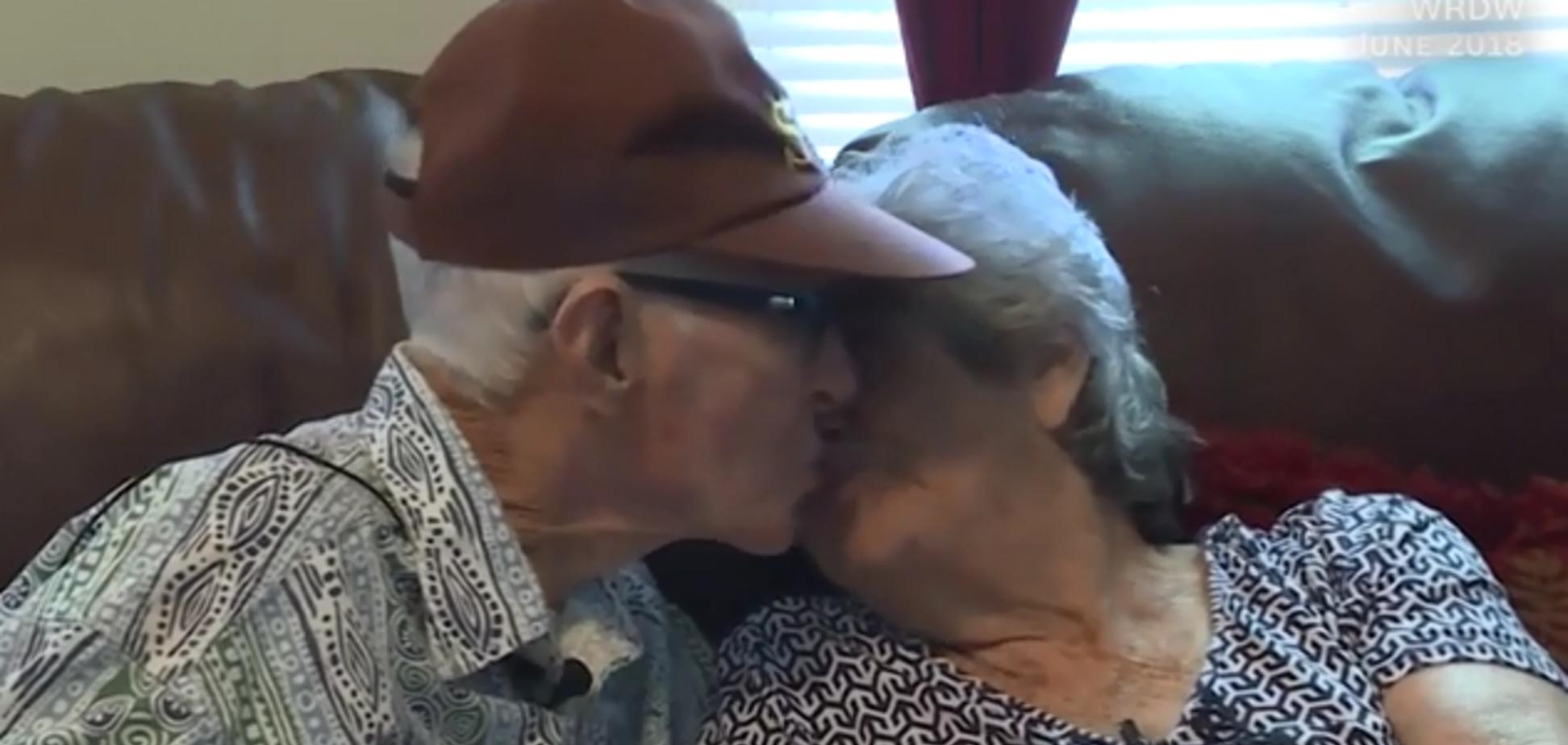 Вічне кохання існує: у США чоловік і дружина прожили 71 рік разом і померли в один день