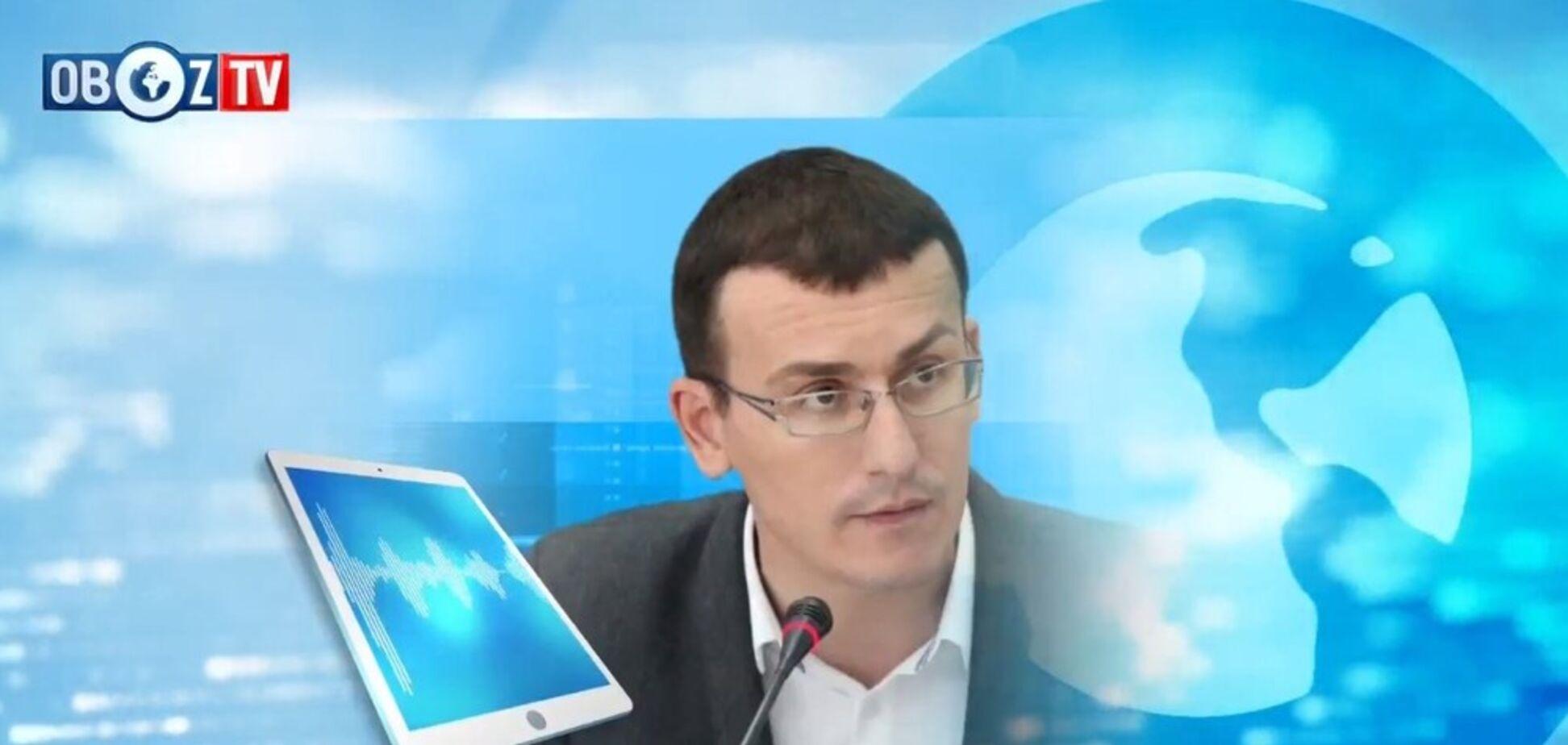 'Проти Міністерства цензури': у Спілці журналістів висунули умову Зеленському