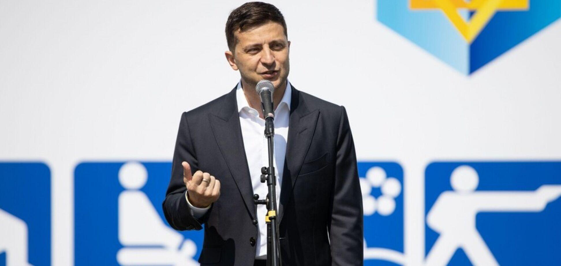 'А на парад денег нет?' Зеленского распекли за идею проведения Олимпиады в Украине