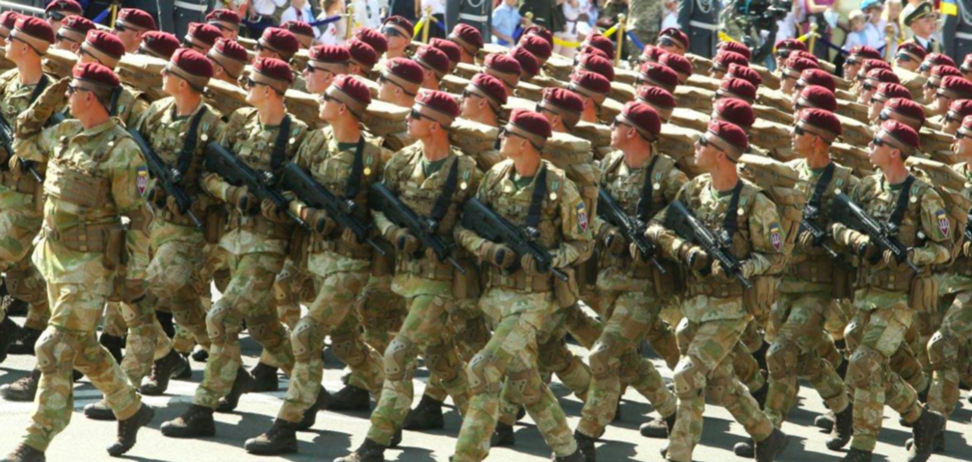 Парад в День Независимости будет: где и кто примет участие