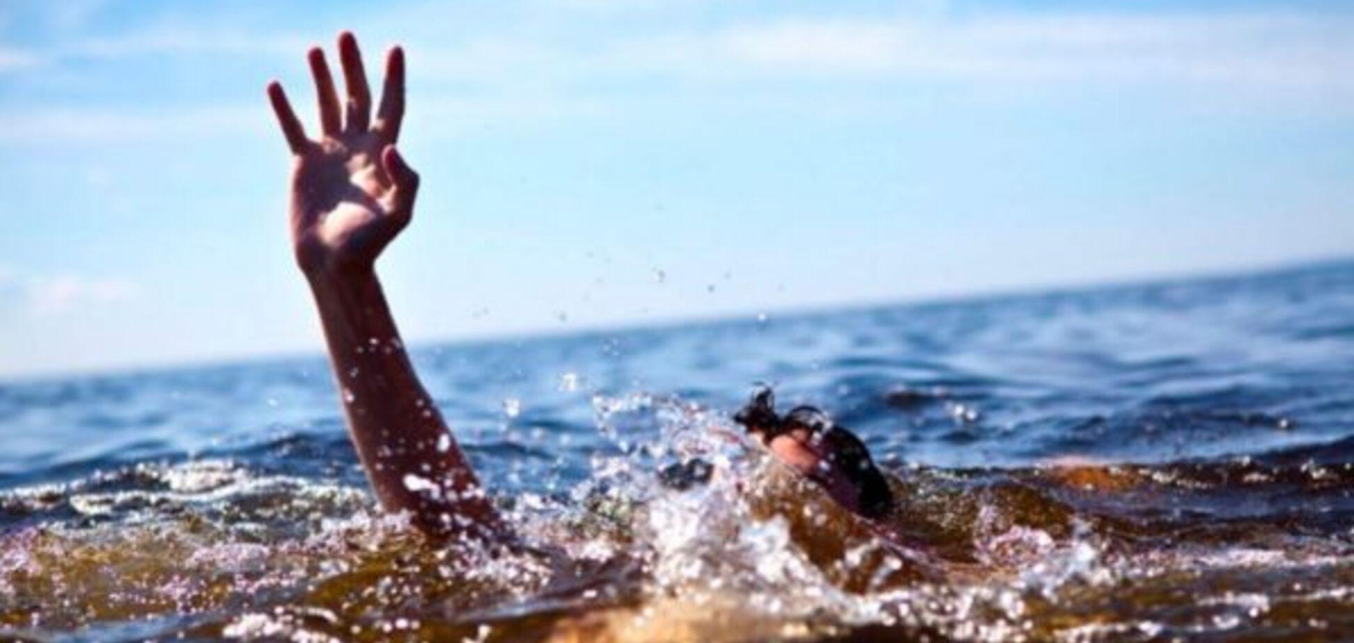 На украинском курорте дети чудом избежали трагедии