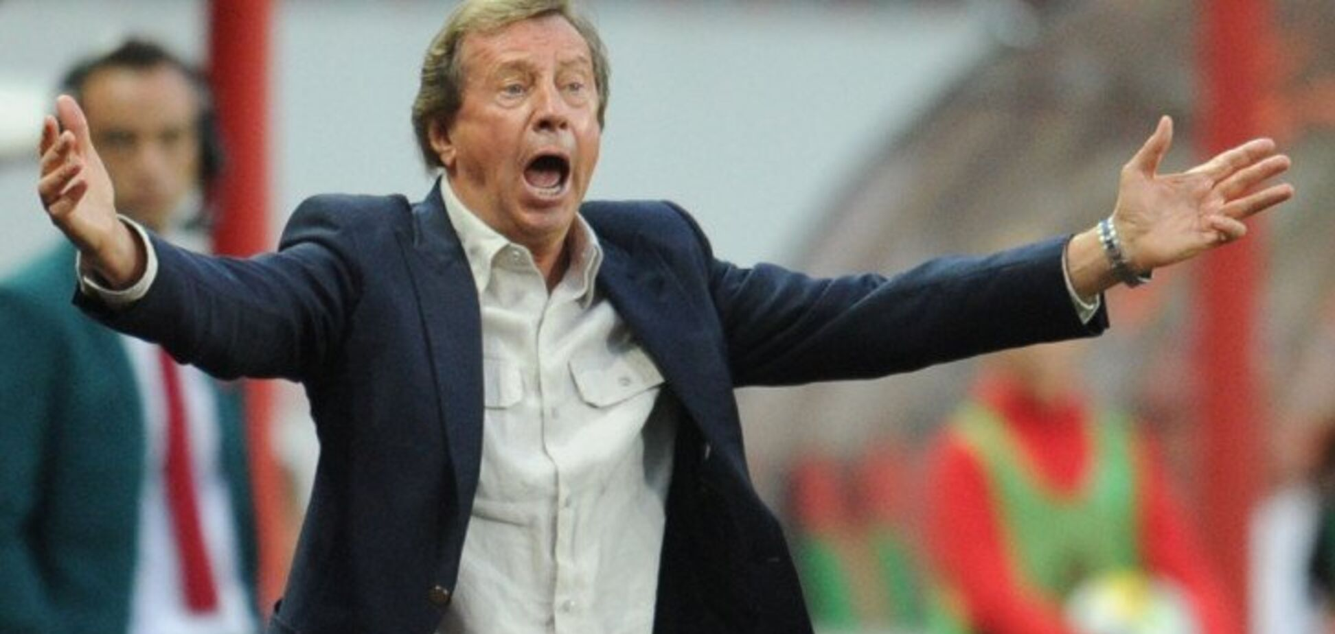 'Італійці записували': російський тренер захопився Лобановським