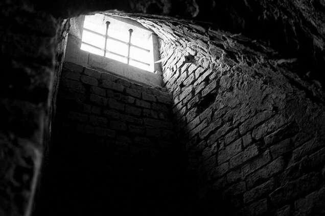 Тайная тюрьма, иллюстрация
