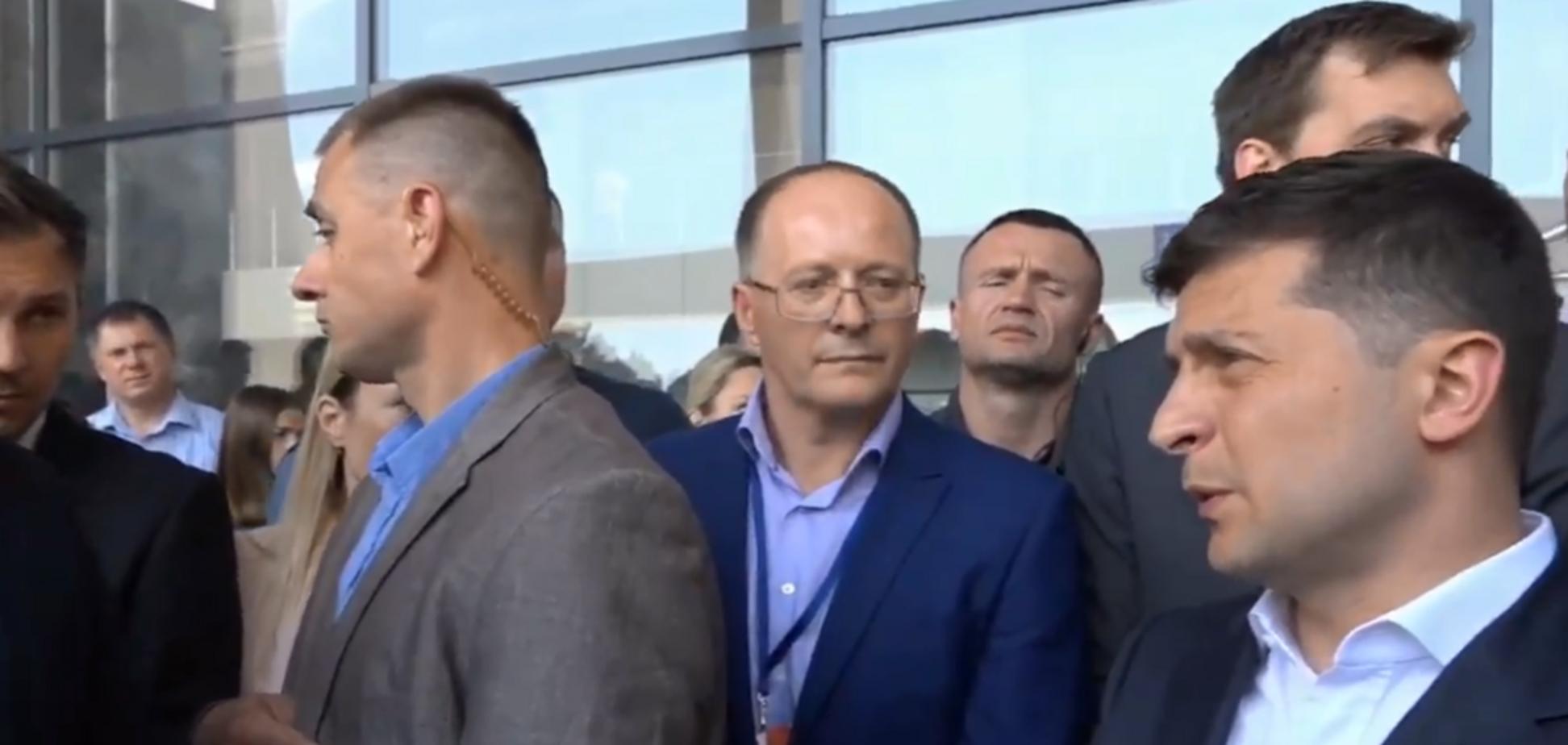 'Ставитеся, як до худоби!' Зеленський влаштував скандал із чиновником у Миколаєві