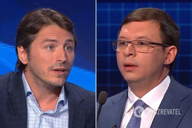Сергей Притула и Евгений Мураев