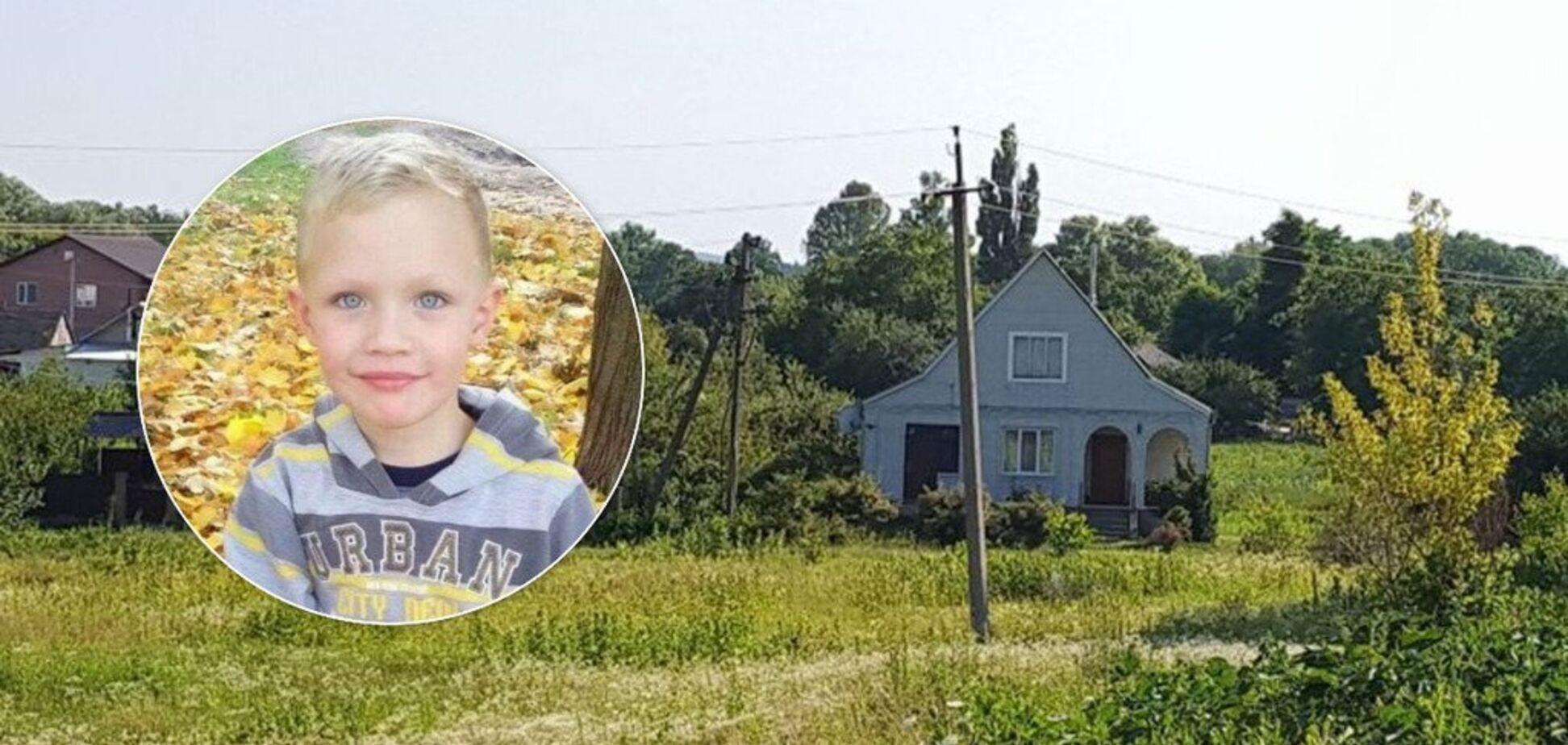 Вбивство дитини копами під Києвом: з'ясувалося ім'я загадкового підозрюваного