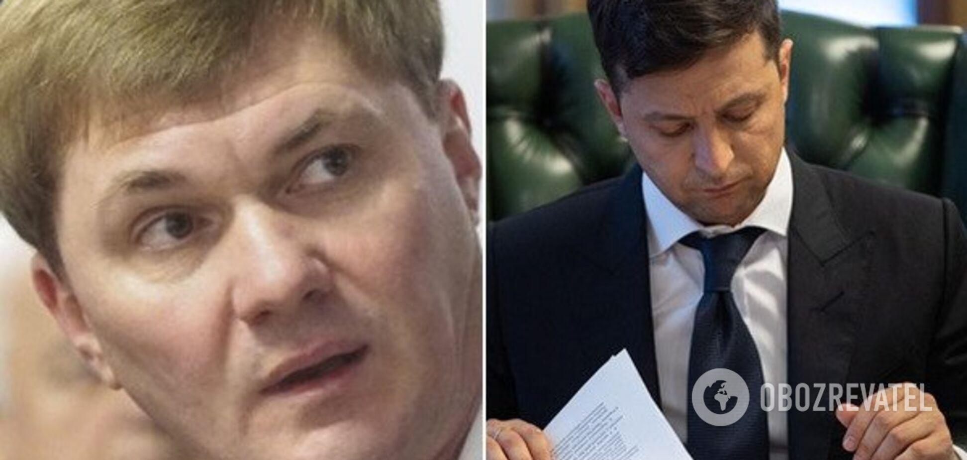 Зеленский 'обезглавил' ГФС: уволенный Власов может сохранить должность