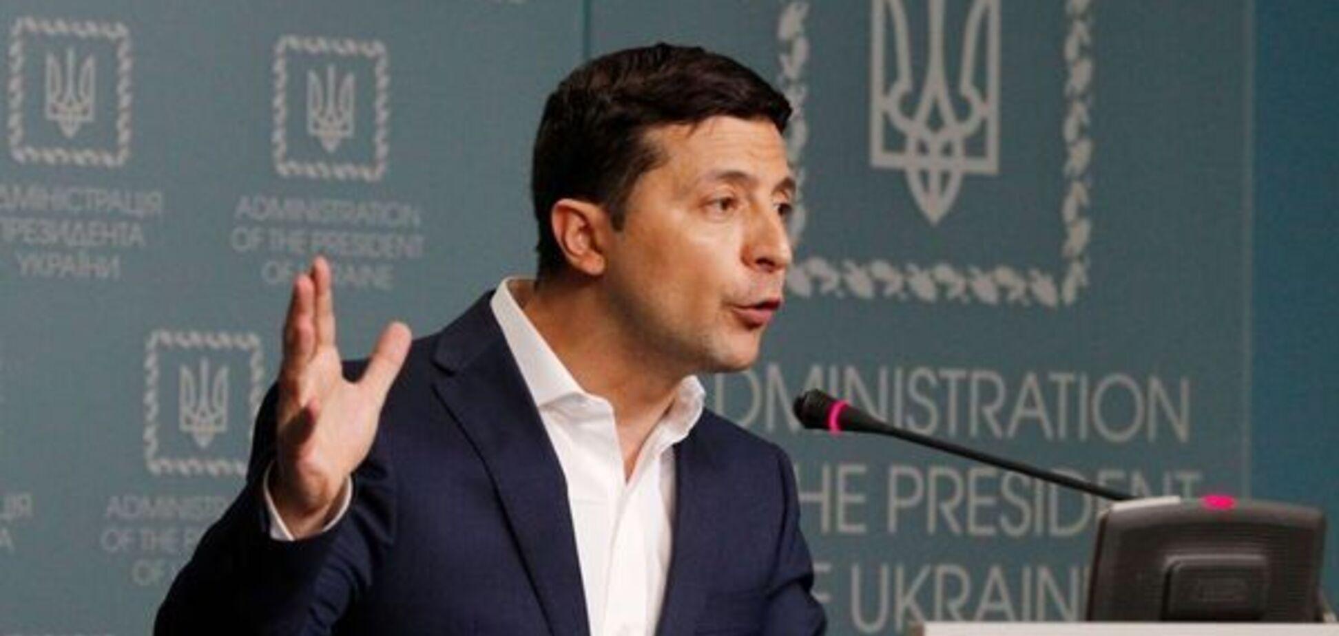 Зеленський 'обезголовив' СБУ Херсонської області