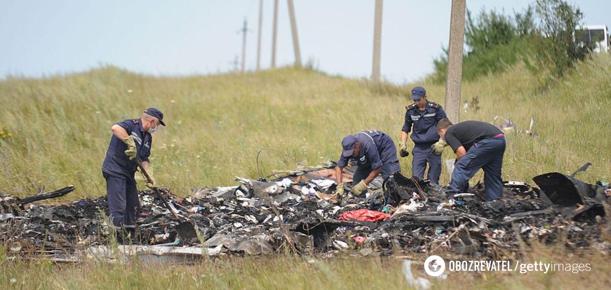Катастрофа МН17: названо причетних до загибелі пасажирів Boeing 777 на Донбасі