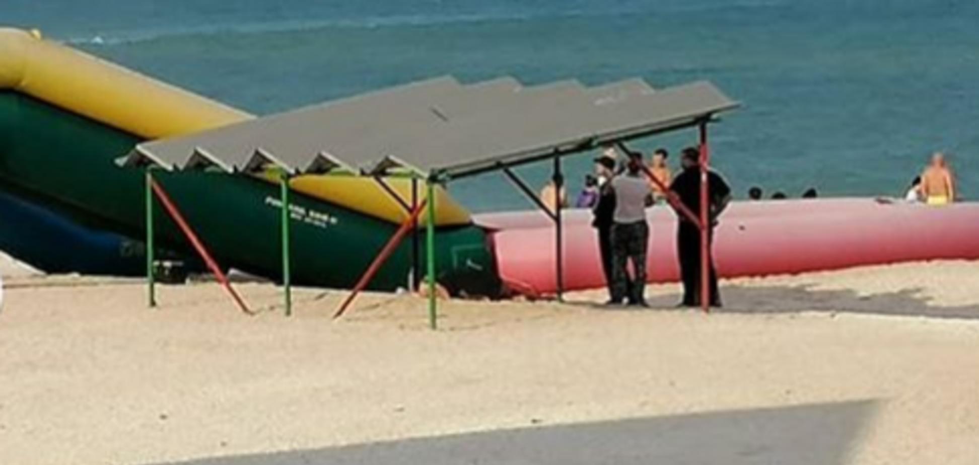 У Кирилівці потонула 3-річна дитина