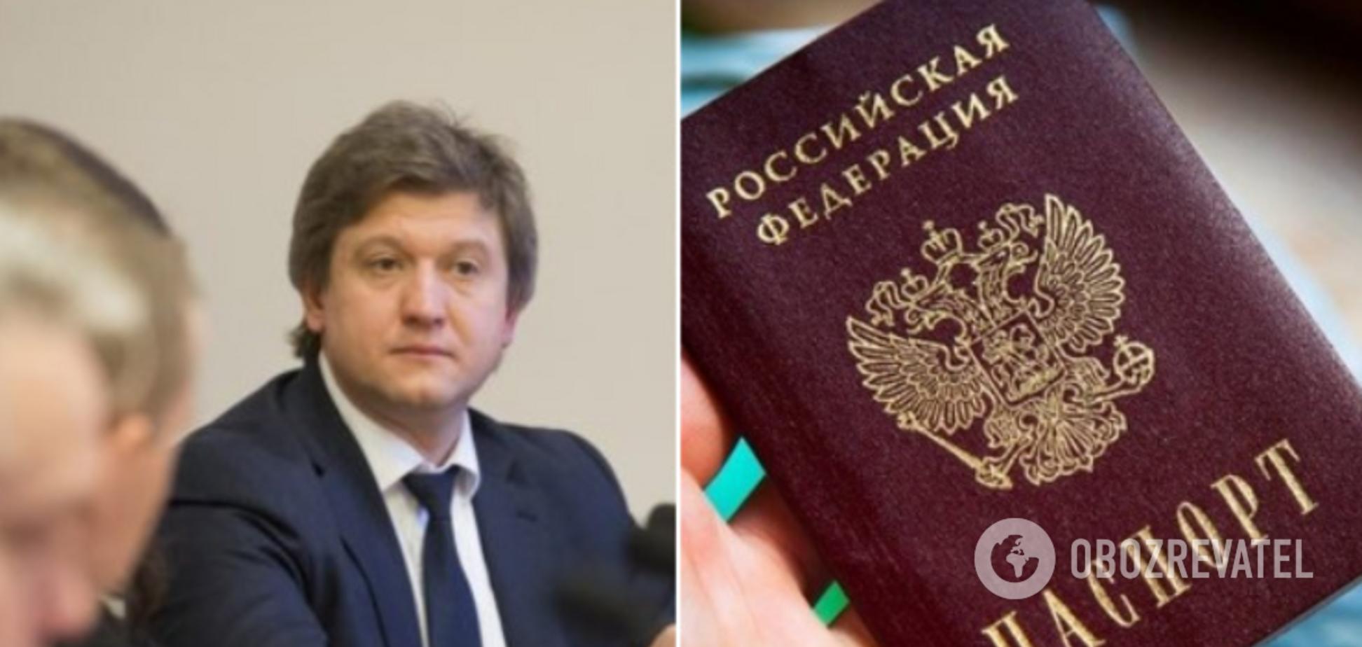РНБО відповіла секретними заходами на випад Путіна з паспортами