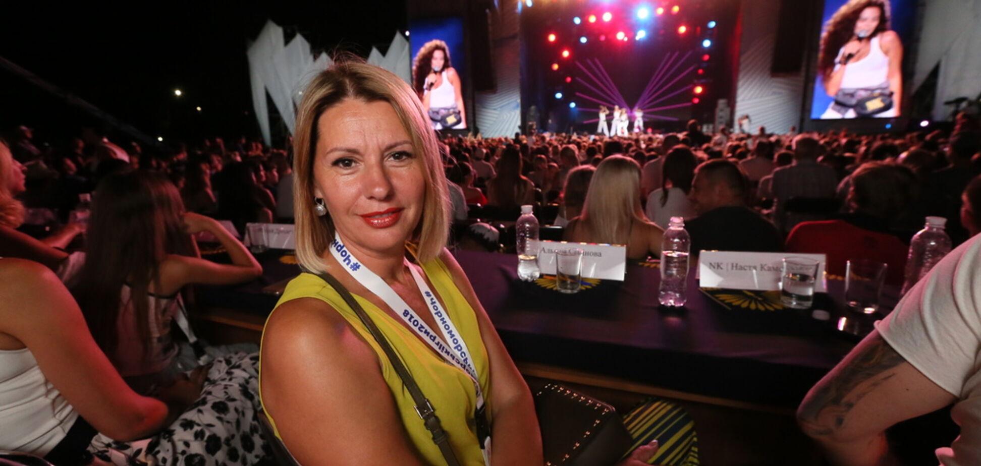 Не нужно оберегать талант от мира – член жюри 'Черноморских Игр' Альона Савинова