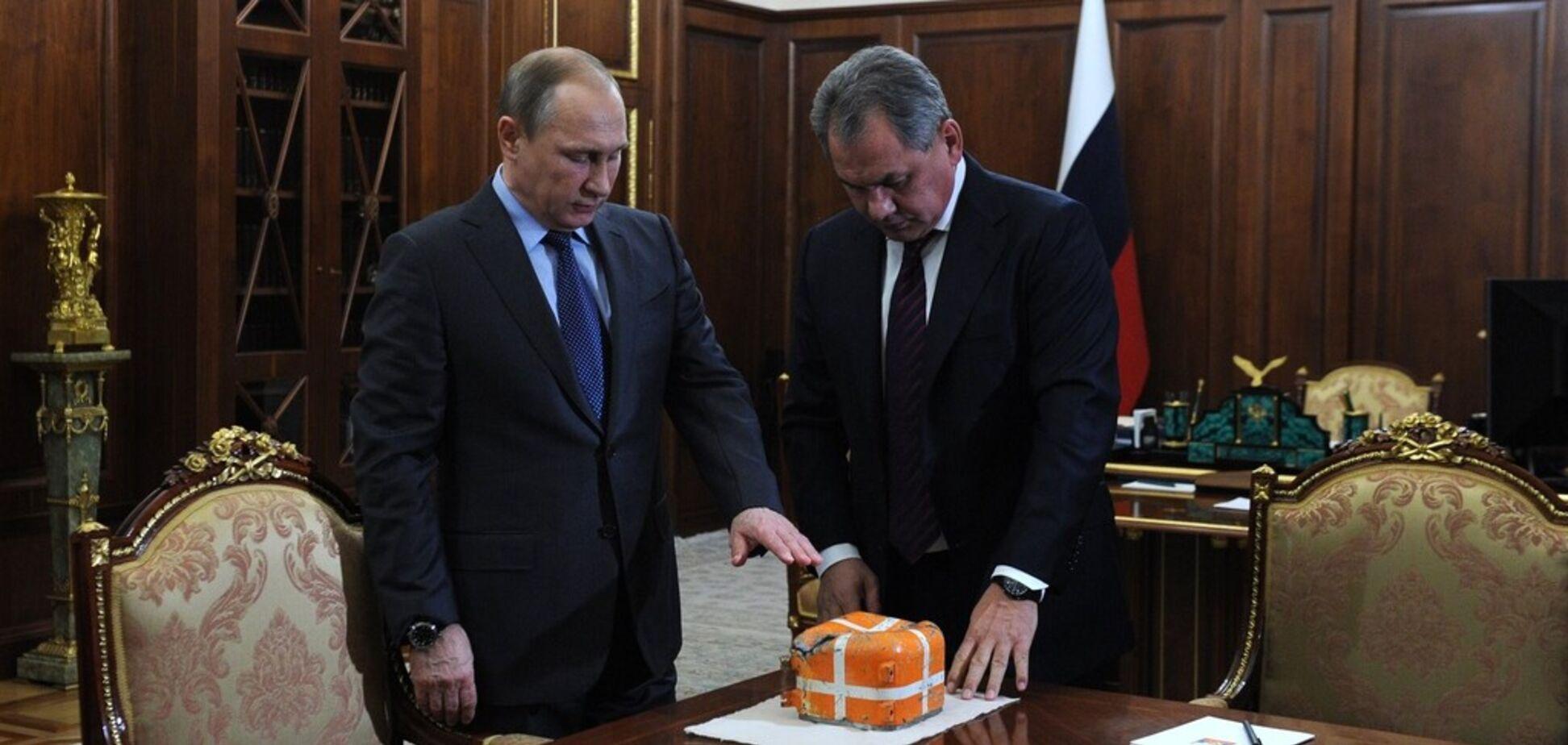 Путин поставил метку на Донбассе – Тука