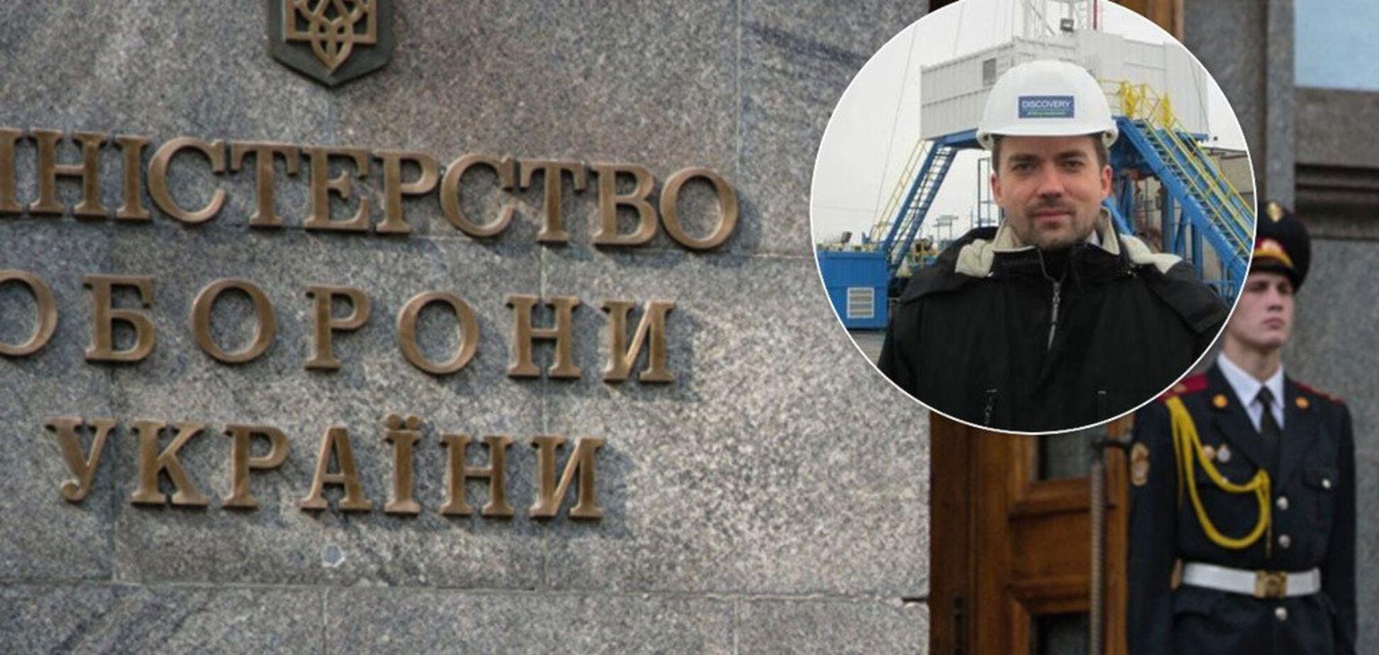 Министр обороны от Зеленского: должность может занять протеже Коломойского без погонов