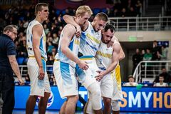 'Потрібен час': баскетболіст збірної України завершує відновлення після страшної травми