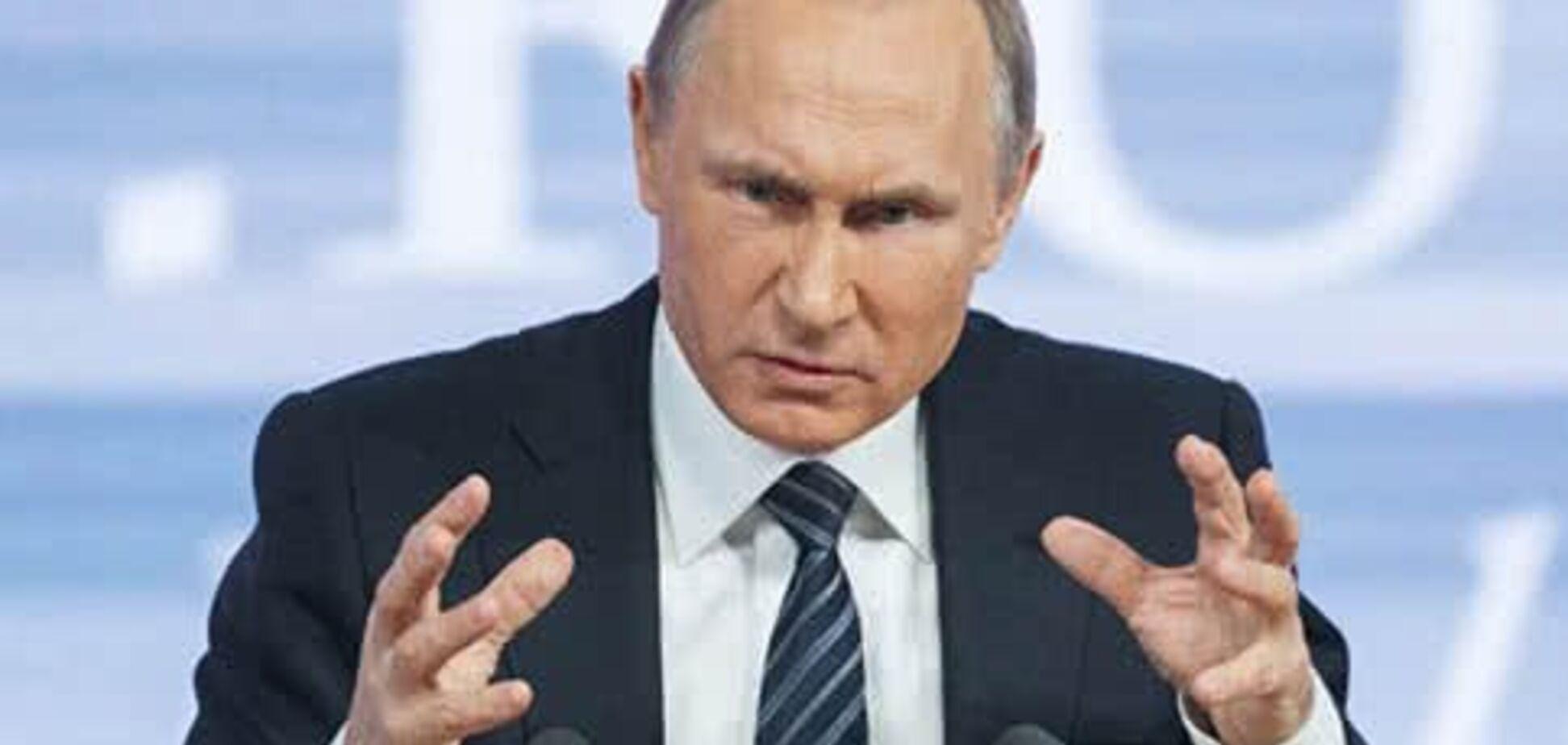 'Піде, як Єльцин!' З'явився сценарій транзиту влади Путіна в Росії