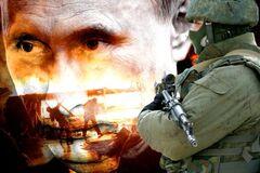 Кремль розвиває наступ на Україну