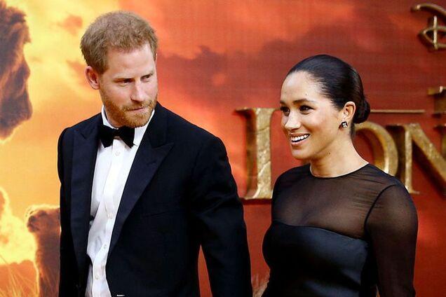 """""""Нам нелегко"""": Маркл публично заявила о проблемах с принцем Гарри"""