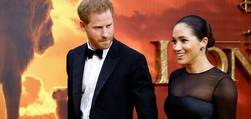 'Нам нелегко': Маркл публично заявила о проблемах с принцем Гарри