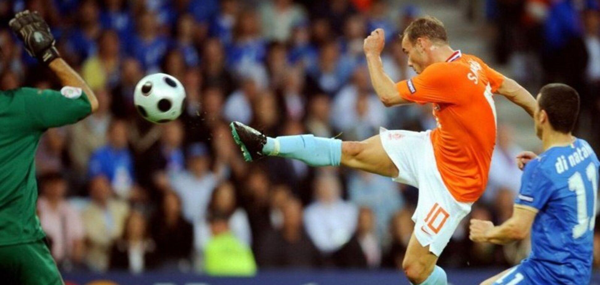 Уболівальників у всьому світі шокувала нереальна траєкторія м'яча: відео