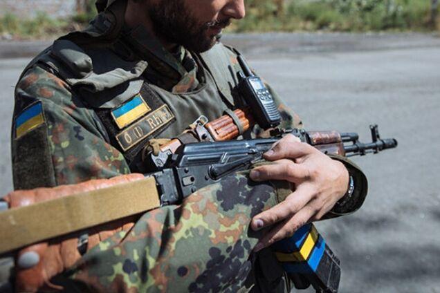 Иллюстрация. ВСУ на Донбассе