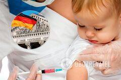 Коли или плати: Германия приняла закон об обязательных прививках от кори