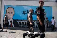 'Нашли уже все': сеть высмеяла отношение России к Крыму