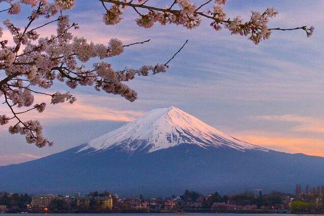 Гора Фудзияма (Япония)