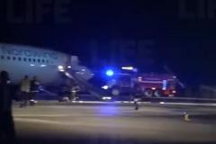 В Шереметьево опять загорелся самолет: в давке пострадали люди. Первые фото и видео