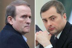 Из-за Украины: в России заговорили о громкой ссоре между Медведчуком и помощником Путина